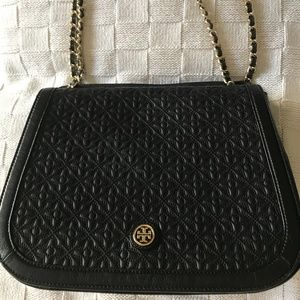 Black Tory Burch Crossbody Bag
